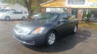 Used 2007 Nissan Altima 2.5 S for sale in Barrie, ON