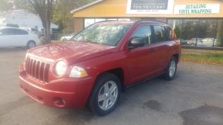 Used 2007 Jeep Compass Sport for sale in Barrie, ON