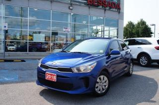 Used 2018 Kia Rio LX+ at for sale in Pickering, ON