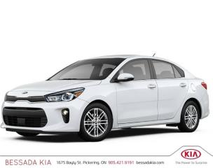 New 2018 Kia Rio EX Tech Navi for sale in Pickering, ON