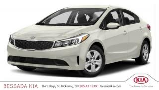 New 2018 Kia Forte LX+ AT for sale in Pickering, ON