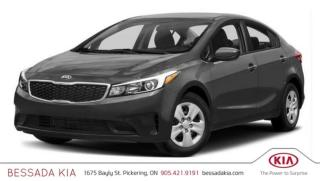 New 2018 Kia Forte EX LUXURY for sale in Pickering, ON