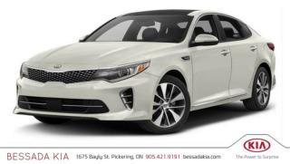 New 2018 Kia Optima SXL Turbo for sale in Pickering, ON