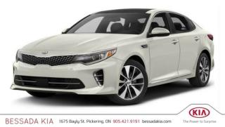 New 2018 Kia Optima SX TURBO for sale in Pickering, ON