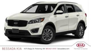 New 2018 Kia Sorento LX 2.4L FWD for sale in Pickering, ON