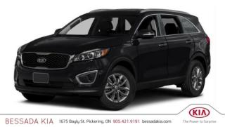 New 2018 Kia Sorento EX V6 for sale in Pickering, ON