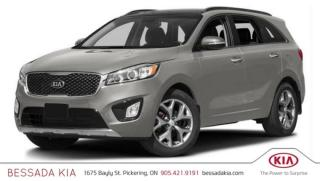 New 2018 Kia Sorento SX TURBO for sale in Pickering, ON