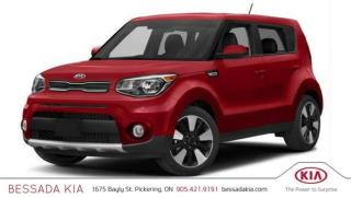 New 2018 Kia Soul EX for sale in Pickering, ON