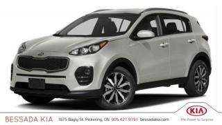 Used 2018 Kia Sportage EX AWD for sale in Pickering, ON