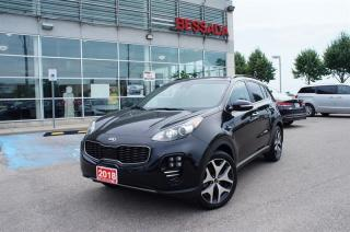 Used 2018 Kia Sportage SX TURBO for sale in Pickering, ON