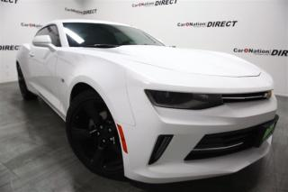 Used 2017 Chevrolet Camaro 1LT| BACK UP CAMERA| SUNROOF| LOW KM'S| for sale in Burlington, ON