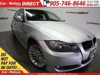 Used 2011 BMW 328 i| LEATHER| SUNROOF| PUSH START| for sale in Burlington, ON