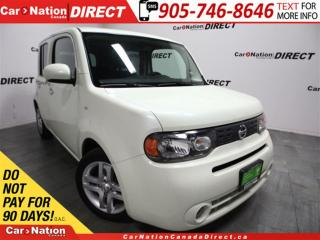 Used 2011 Nissan Cube SL| NAVIGATION|BACK UP CAMERA| for sale in Burlington, ON