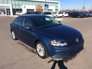 Used 2017 Volkswagen Jetta Wolfsburg Edition for sale in Calgary, AB