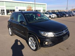Used 2012 Volkswagen Tiguan 2.0 TSI Highline (A6) for sale in Calgary, AB