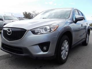 Used 2015 Mazda CX-5 GS $149.44 BI WEEKLY! $0 DOWN! CERTIFIED! for sale in Bolton, ON