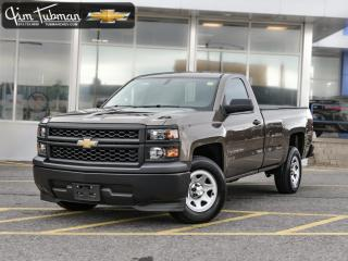 Used 2015 Chevrolet Silverado 1500 WT for sale in Gloucester, ON
