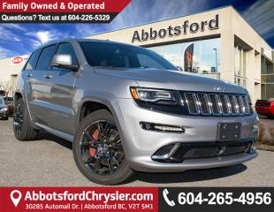 Used 2016 Jeep Grand Cherokee SRT #1 VALUE RANK IN BC for sale in Abbotsford, BC