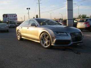 Used 2013 Audi A7 3.0T Premium for sale in Richmond, ON