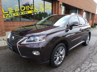Used 2013 Lexus RX 350 Ultra Premium 1! for sale in Woodbridge, ON