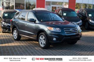 Used 2012 Hyundai Santa Fe Ltd 3.5L w Navi V6 at for sale in Vancouver, BC