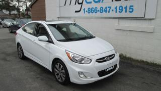 Used 2017 Hyundai Accent SE for sale in North Bay, ON