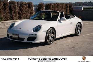 Used 2011 Porsche 911 Carrera S Cabriolet PDK for sale in Vancouver, BC