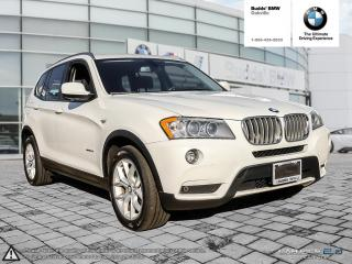 Used 2014 BMW X3 xDrive28i NAV | SUNROOF | AWD | BLUETOOTH for sale in Oakville, ON