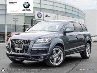 Used 2014 Audi Q7 3.0T 8sp Tiptronic Technik AWD|NAV|TECHNIK|3RD ROW for sale in Oakville, ON