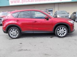 Used 2015 Mazda CX-5 GT $194.10 BI WEEKLY! $0 DOWN! CERTIFIED! for sale in Bolton, ON