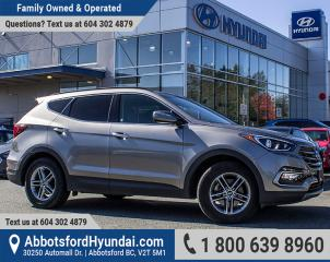 Used 2017 Hyundai Santa Fe Sport 2.4 SE ACCIDENT FREE, GREAT CONDITION & BC OWNED for sale in Abbotsford, BC