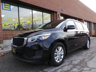 Used 2016 Kia Sedona LX+ 8 passenger, Power doors for sale in Woodbridge, ON