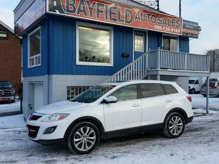Used 2011 Mazda CX-9 GT AWD **Leather/Sunroof/Navi/Rev Cam** for sale in Barrie, ON