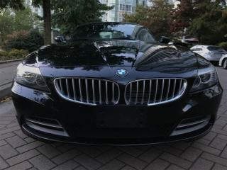 Used 2011 BMW Z4 LOCAL,NAVIGATION,CAME FROM BMW STORE,LOW KM for sale in Vancouver, BC
