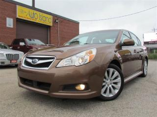 Used 2011 Subaru Legacy 2.5i Premium, Low KMs, AWD, SUNROOF, ALLOY for sale in North York, ON