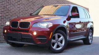 Used 2011 BMW X5 35i, Navi, Rear Camera, Pano Sunroof, Leather for sale in North York, ON