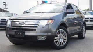 Used 2010 Ford Edge Limited, Navi, Leather, Pano Sunroof, Chrome wheel for sale in North York, ON