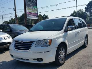 Used 2008 Chrysler Town & Country Limited for sale in Scarborough, ON