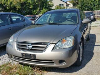 Used 2004 Nissan Altima 2.5 SL for sale in Scarborough, ON