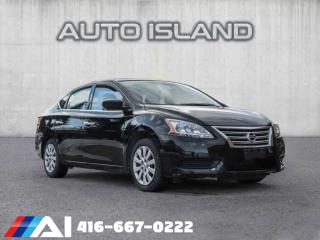 Used 2014 Nissan Sentra AUTOMATIC**BLUETOOTH**ONLY 121KMS!!! for sale in North York, ON