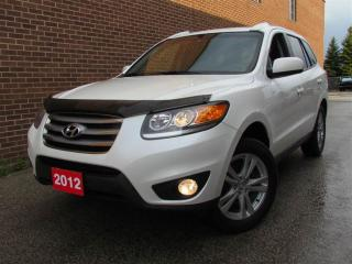 Used 2012 Hyundai Santa Fe GL Premium, AWD, Sunroof, Alloy for sale in North York, ON