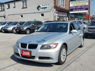Used 2006 BMW 325i Sharp, for sale in Scarborough, ON