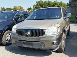Used 2005 Buick Rendezvous CX-ready for winter for sale in Scarborough, ON