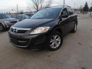 Used 2012 Mazda CX-9 Touring, 4WD, 7 PASSENGER, LEATHER, SUNROOF, ... for sale in North York, ON
