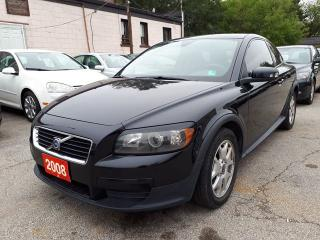 Used 2008 Volvo C30 for sale in Scarborough, ON