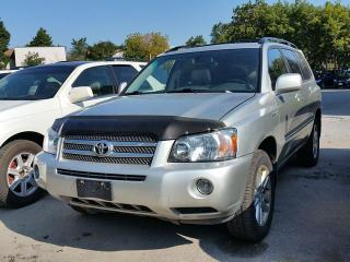 Used 2006 Toyota Highlander Limited/7 SEATS for sale in Scarborough, ON