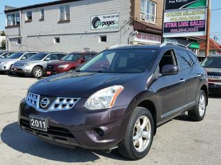 Used 2011 Nissan Rogue GAS SAVER for sale in Scarborough, ON