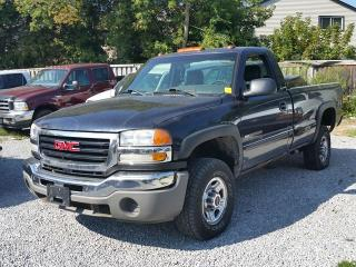 Used 2007 GMC Sierra 2500 HD SL for sale in Scarborough, ON