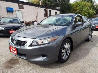 Used 2009 Honda Accord Cpe EX-L for sale in Scarborough, ON