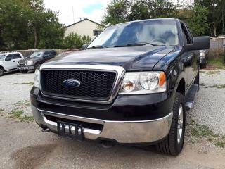 Used 2007 Ford F-150 XLT-4X4 mint for sale in Scarborough, ON